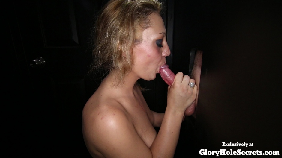 Real First Time Glory Hole