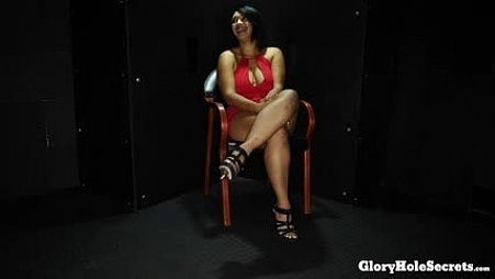 Emori\'s First Gloryhole Video