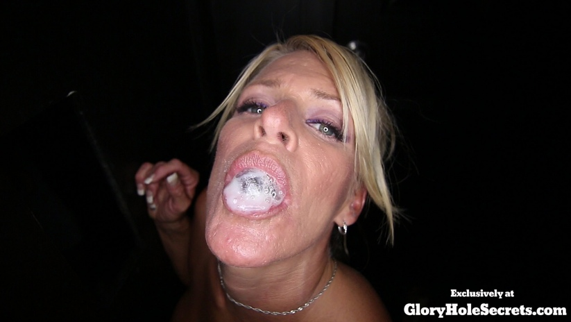 Gloryhole secrets gina